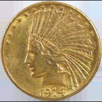 インディアン金貨(アメリカ)