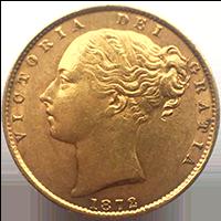 ソブリン金貨(イギリス)