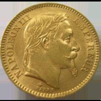 ナポレオン金貨(フランス)