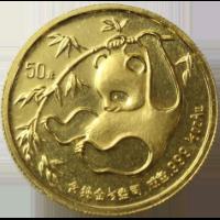 パンダ金貨(中国)