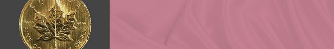 メイプルリーフ金貨(カナダ)