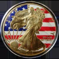 イーグル銀貨(アメリカ)