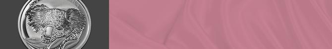 コアラ銀貨(オーストラリア)