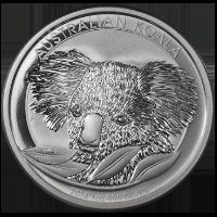 コアラ銀貨(コアラ銀貨)