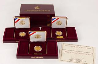 アトランタオリンピック記念金貨