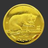 マン島キャット金貨
