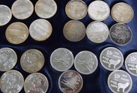 記念硬貨の歩み