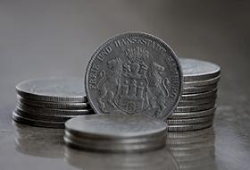銀貨の歴史