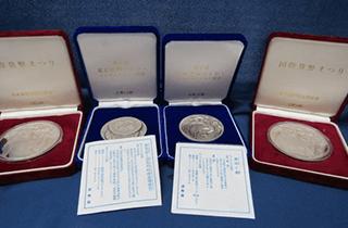 東京国際コイン記念貿易銀