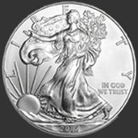 イーグル銀貨