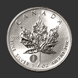メイプルリーフ銀貨