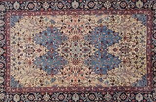 ペルシャ絨毯 カシュガイ産