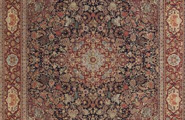 ペルシャ絨毯 イスファハン産