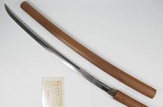 日本刀「無銘」