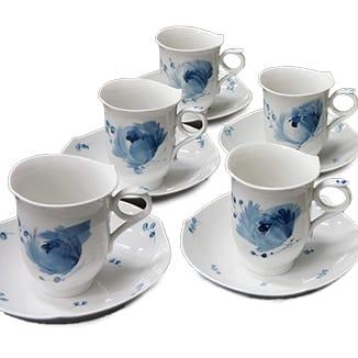 写真:青い花
